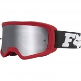 FOX Main II Linc Flame Red / Chrome Mirror