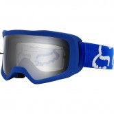 FOX Main II Race Blue / Clear