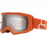 FOX Main II Race Fluorescent Orange / Clear