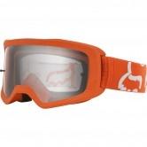 Main II Race Fluorescent Orange / Clear