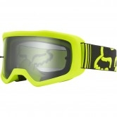 FOX Main II Race Fluorescent Yellow / Clear