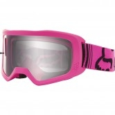 FOX Main II Race Pink / Clear