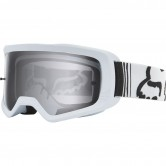 FOX Main II Race White / Clear