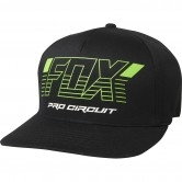 FOX Pro Circuit Flexfit Black
