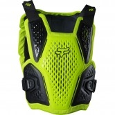 FOX Raceframe Impact CE Fluorescent Yellow
