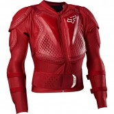 FOX Titan Sport Flame Red