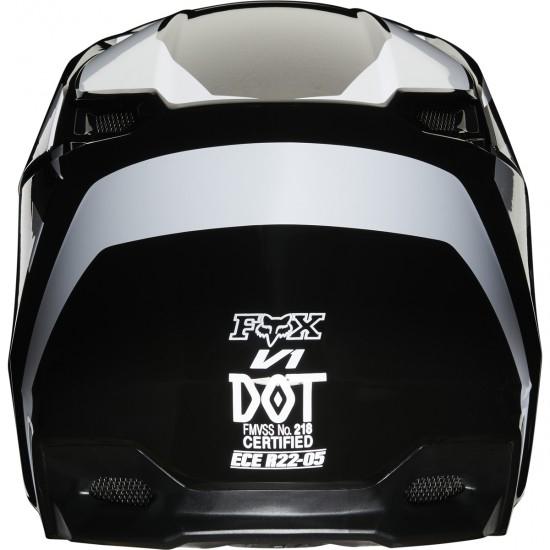 Helm FOX V1 Prix 2020 Black