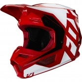 FOX V1 Prix 2020 Junior Flame Red