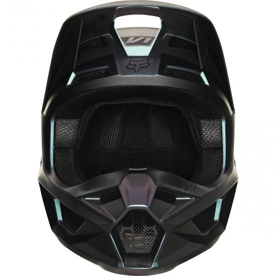 Casco FOX V1 Weld 2020 SE Black Iri