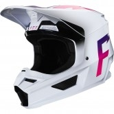 FOX V1 Werd 2020 White
