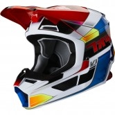 FOX V1 Yorr 2020 Blue / Red