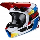 FOX V1 Yorr 2020 Junior Blue / Red