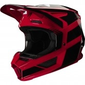 FOX V2 Hayl 2020 Junior Flame Red