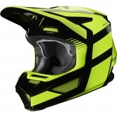 FOX V2 Hayl 2020 Junior Fluorescent Yellow