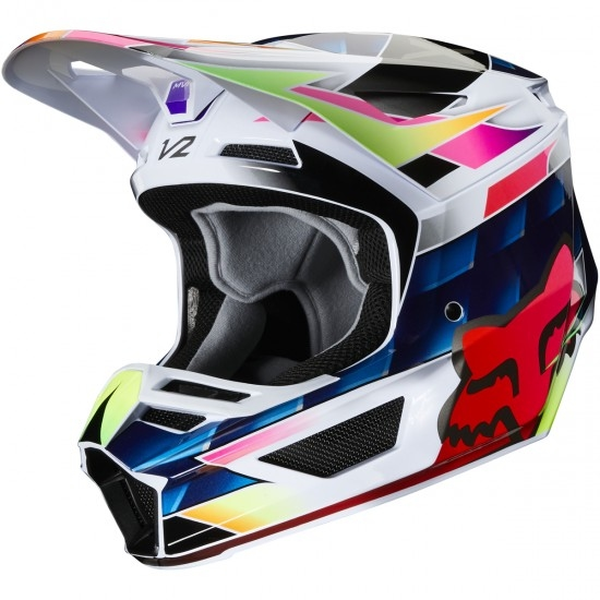 FOX V2 Kresa 2020 Multi Helmet