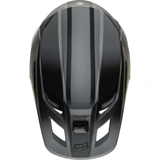 Casque FOX V2 Vlar 2020 Matte Black