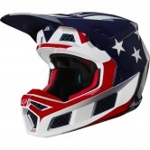 FOX V3 2020 Prey LE White / Red / Blue