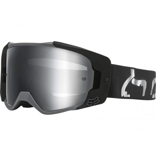 FOX Vue S Black / Chrome Mirror Goggles