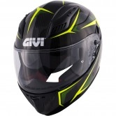 GIVI 40.5 X-Carbon Black / Neon Yellow