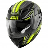 GIVI 40.5 X-Fiber GP Black / Neon Yellow
