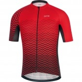 GORE C3 C Red / Black