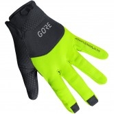 GORE C5 Gore-Tex Infinium Black / Neon Yellow