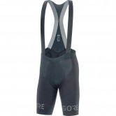 GORE C7 Long Distance Bib Shorts + Black