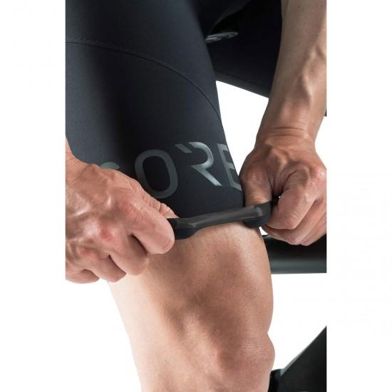 Fahrradhose GORE C7 Long Distance Bib Shorts + Black
