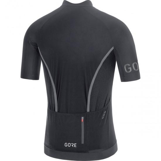 GORE C7 Race Black Jersey