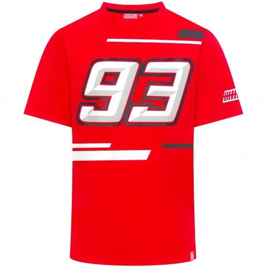 Camiseta GP APPAREL MARC MARQUEZ 93 1933002