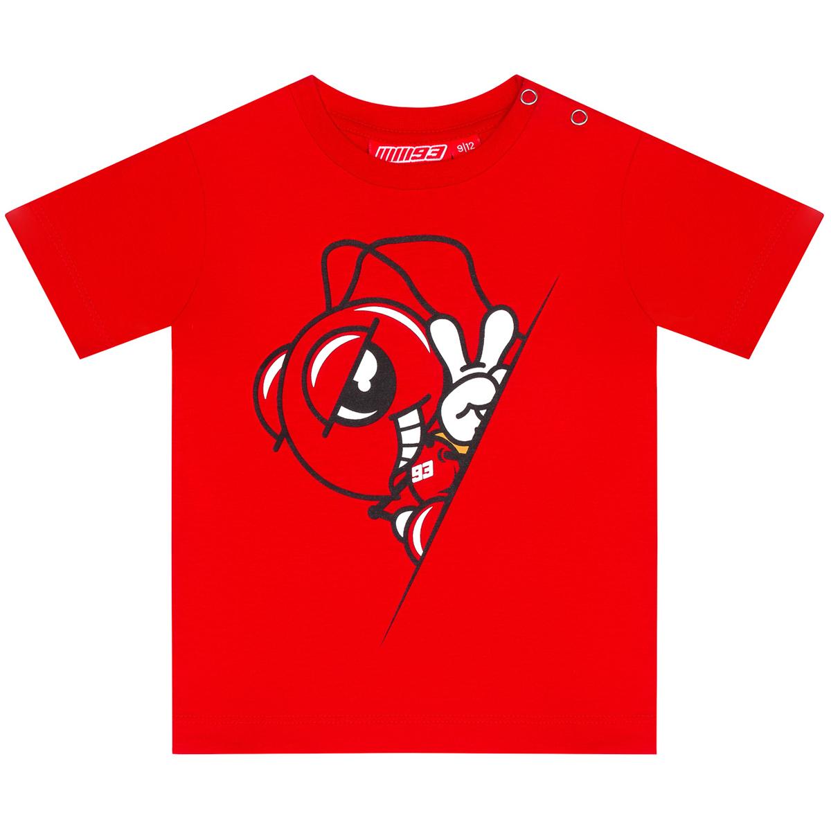 Camiseta GP APPAREL Marc Marquez 93 1983001 Baby
