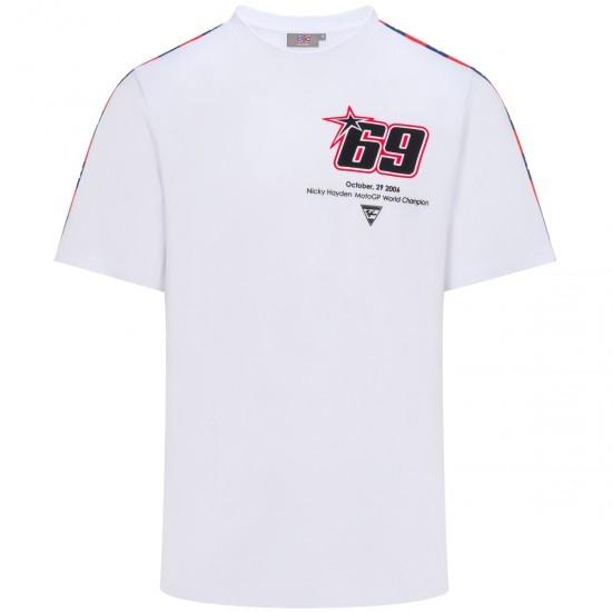 Camiseta GP APPAREL Nicky Hayden 69 1934001