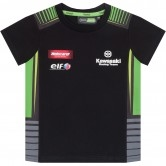 KAWASAKI Replica KRT SBK 2019 Junior Black / Green