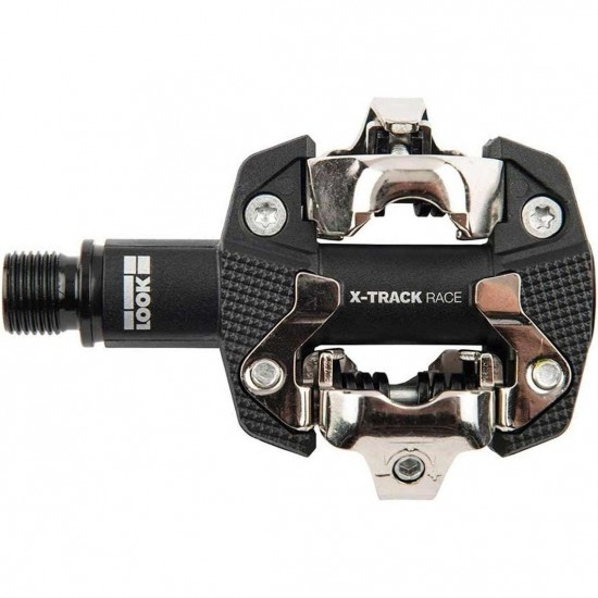 LOOK X-Track Race Black Drivetrain