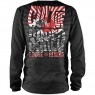 Maillot LOOSE RIDERS Cult of Shred L/S Rising Sun