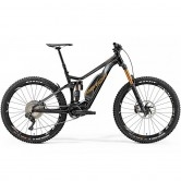 MERIDA TEST e-One Sixty 900E 2019 Black / Gold
