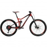 "MERIDA TEST - One Sixty 5000 27,5"" 2017 Black / Red"