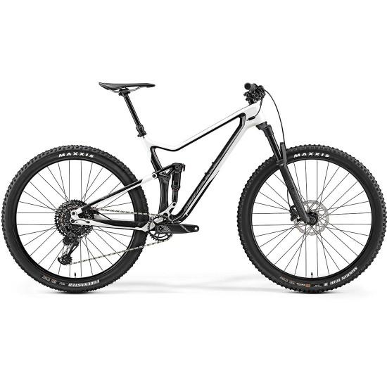Mountainbike MERIDA TEST One Twenty 9 6000 2019 White / Black