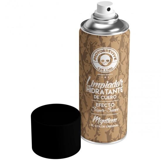 MOTORREVIVE Limpiador Hidratante de Cuero Cleaning