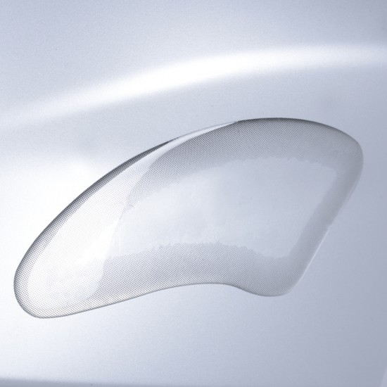 Aufkleber OXFORD Tank Saver Clear