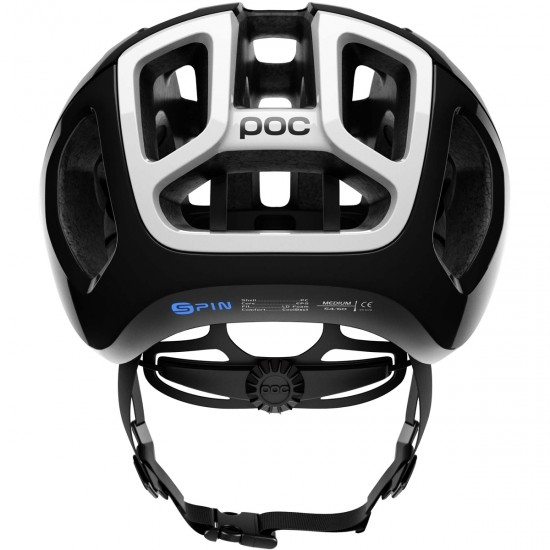 Casco POC Ventral Air Spin Raceday Uranium Black