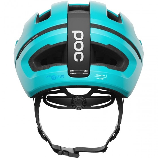 Casco POC Omne Air Spin Kalkopyrit Blue Matt