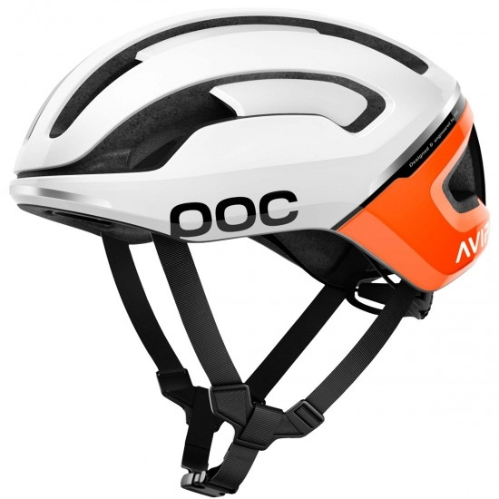 Casco POC Omne Air Spin Zinc Orange AVIP