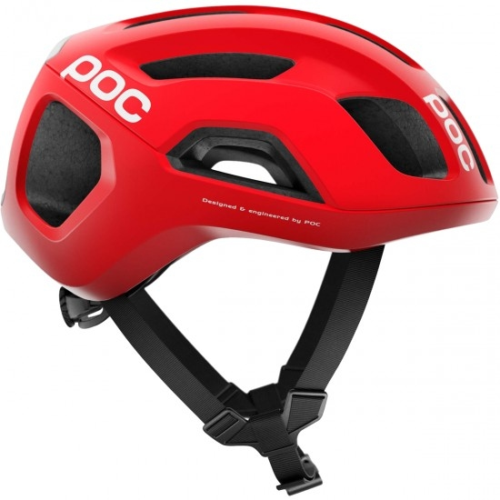 Casco POC Ventral  Air Spin Prismane Red Matt