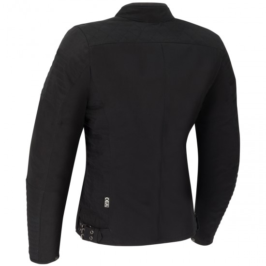 SEGURA Terry Lady Black Jacket