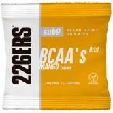226ERS Vegan Sport Gummies sub9 BCAAs Mango