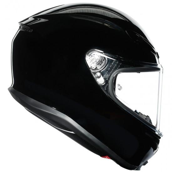 Helm AGV K6 Black