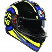 AGV K-3 SV Pinlock Maxvision Rossi Ride 46
