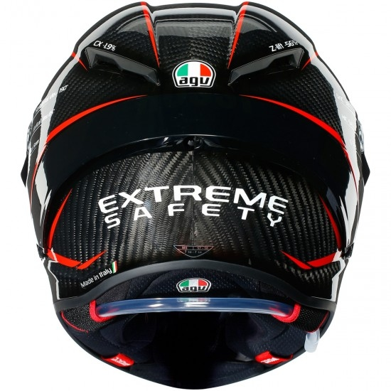 Pista GP RR Performance Carbon / Red