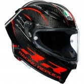 AGV Pista GP RR Performance Carbon / Red